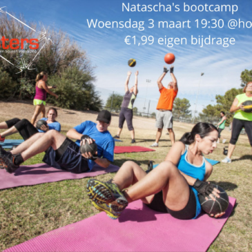 Fit at home – Natascha's bootcamp